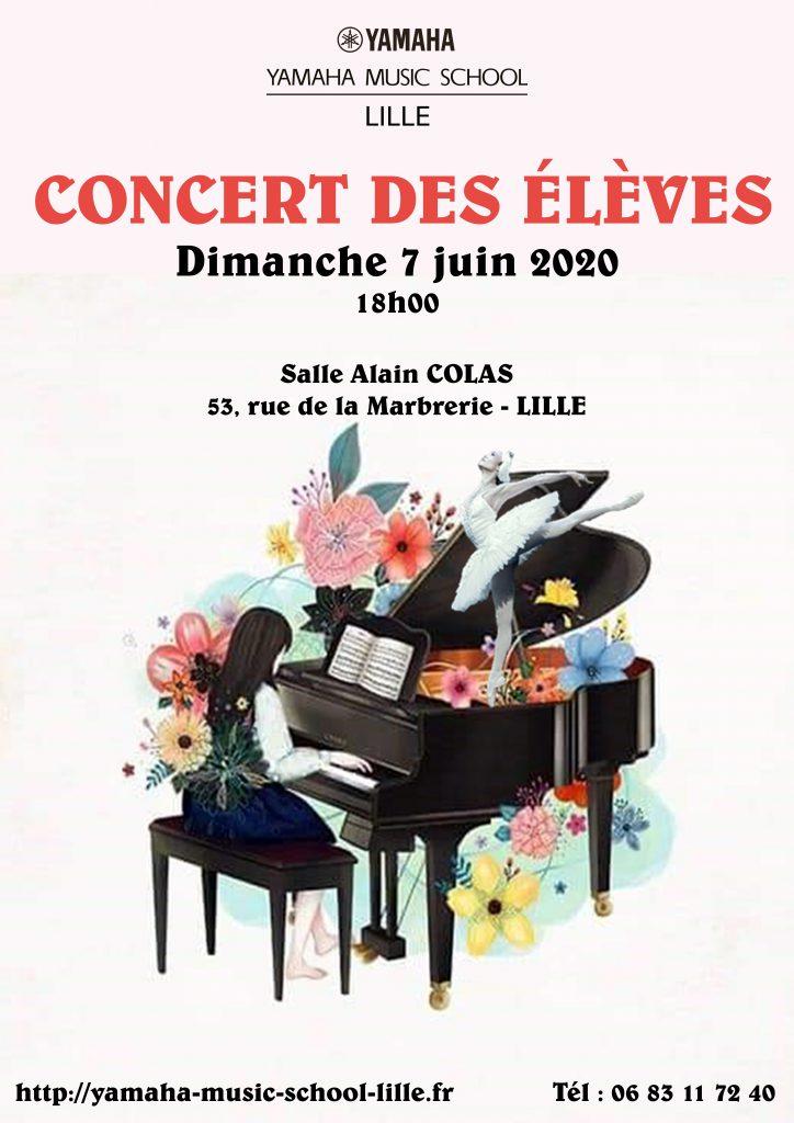 Concert du 7 juin 2020